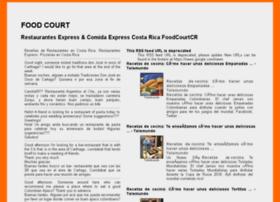 foodcourtcr.com