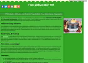 fooddehydration101.sitew.org