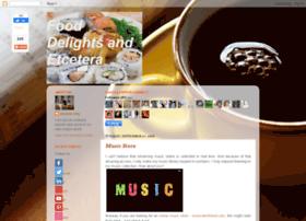 fooddelightsandetcetera.blogspot.se