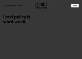 fooddirectionsllc.com