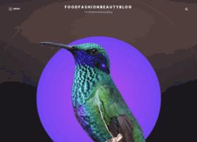 foodfashionbeautyblog.info