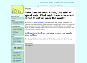foodfinds.referata.com