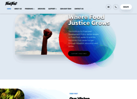 foodfirst.org