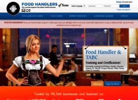 Foodhandlersoftexas.com