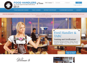 how to get your food handlers license