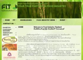 foodindustrythailand.com