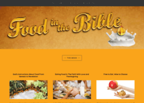 foodinthebible.com