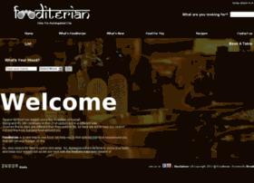 fooditerian.com