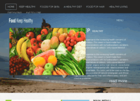 foodkeephealthy.com