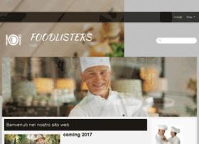 foodlisters.com