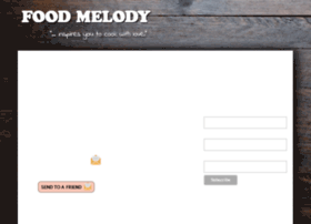foodmelody.com