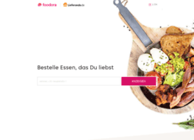 foodora.co.uk