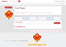 foodpage.ca