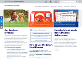 foodplanner.healthiergeneration.org
