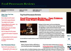 foodprocessorsreviews.org