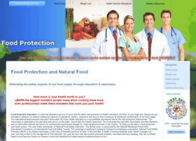 foodprotectioneducation.org