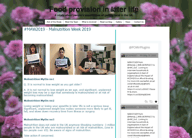 foodprovisioninlaterlife.com