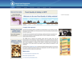 foodqualityandsafety.wfp.org