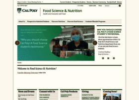 foods.calpoly.edu