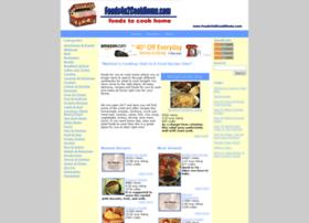 foods4u2cookhome.com