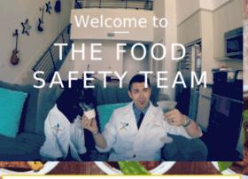 foodsafetyteam.com