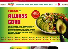 foodservice.avocadosfrommexico.com