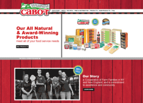 foodservice.cabotcheese.coop