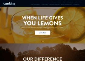 foodservice.sunkist.com