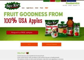 foodservice.treetop.com