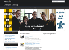 foodservices.appstate.edu