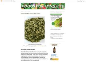 foodsforlonglife.blogspot.com