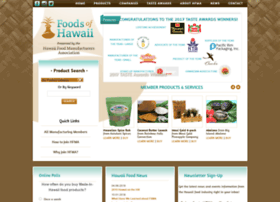 foodsofhawaii.com