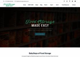 foodstoragemadeeasy.net