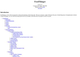 foodthinger.com