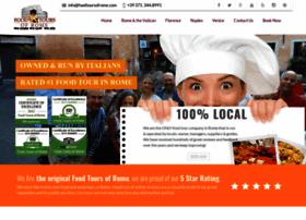 foodtoursofrome.com