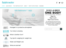 foodtrackr.net