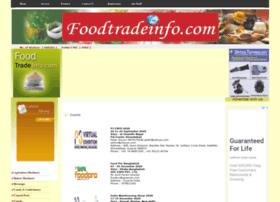 Foodtradeinfo.com