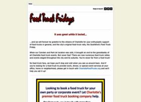 foodtruckfridaycharlotte.com