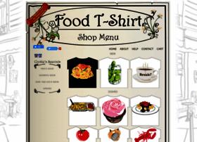 foodtshirt.com