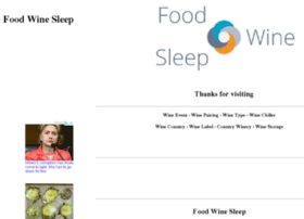 foodwinesleep.com.au