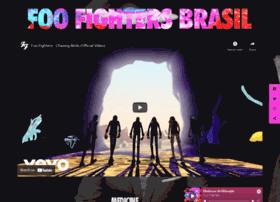 foofightersbr.com
