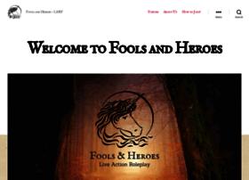foolsandheroes.org