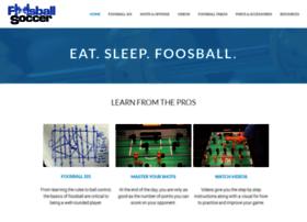 Foosballsoccer.com
