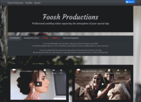 fooshvideography.co.za