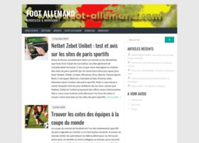 foot-allemand.com