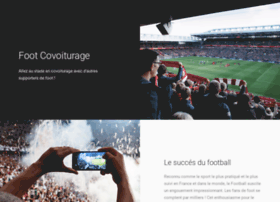 foot-covoiturage.com
