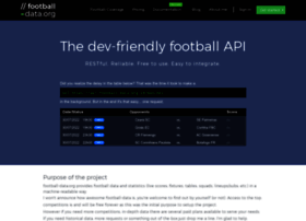 football-data.org
