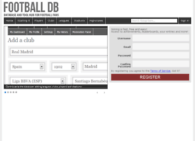 football-db.net