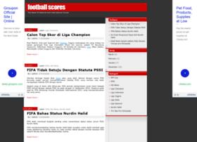 football-footballscores.blogspot.com