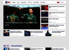 football-league.co.uk